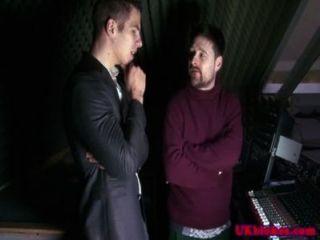 British Music Stud Fucking His Manager