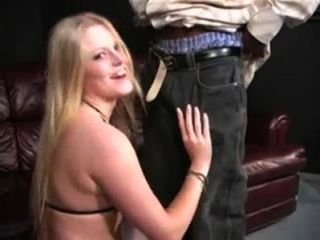 [ Gaigoithiendia.com ] Teen Black Blonde Cream In A Frail