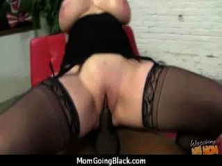 Your Mother Goes For A Big Black Cock 14