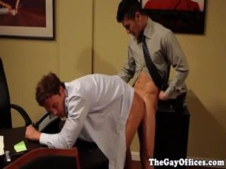 Rocco Reeds Office Masturbation Assfuck