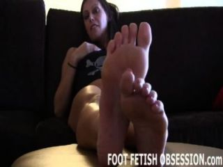 Lick My Feet And Suck On My Toes Baby