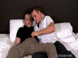 Damian Gives Luke A Hard Poundingluke Desmond Full