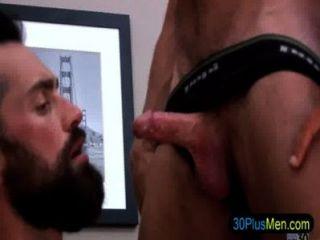 Sexy Gay Bears Suck Cocks