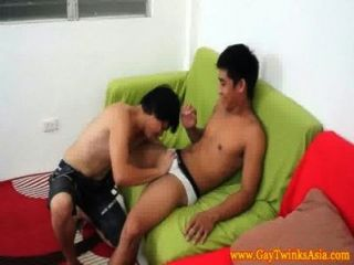 Twink Teen Asians Pleasure Each Other