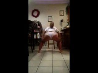 My Ex Shaking Her Fat Ass