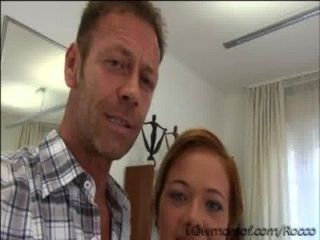 Director Rocco Bangs His New Girlfriend Tricia Teen In Pov Style