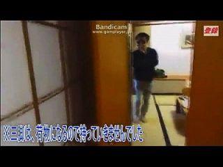 Japanese Gay Boy Syamu Is Dancing.