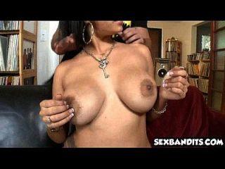 Latina Bombshell Jamie Valentine Gets Fucked 15
