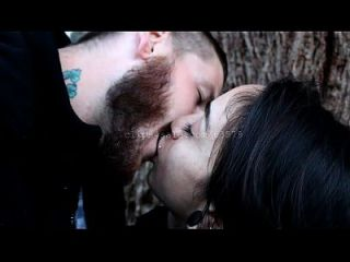 Kissing (dave And Lizzy) Video 1 Preview