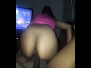 Horny Latina Destroyed By Bbc