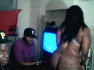 Brothers Pay Black Stripper To Fuck - Freeazztube.com