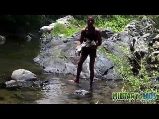 Army Cock-suckers Wash Off Their Jizz