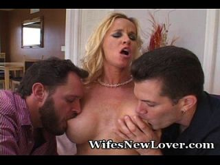 Wife Experiments With Two New Lovers