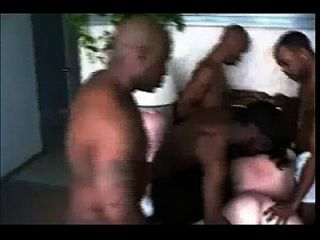 Wife Interracial Gangbang 03