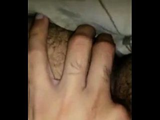 Mexican Straight Guy First Time Fingering
