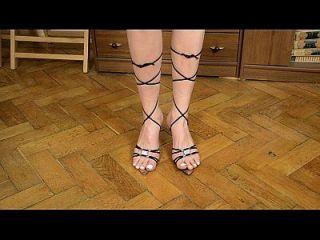 Sexy  High Heels Sandals By Pornstar