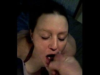 I Love The Taste Of Cum...as You Can See;)