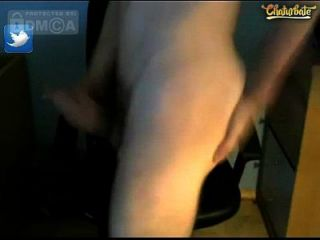 Hot Boy Masturbates On Webcam 2
