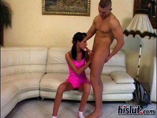 Fanni Gets Stuffed Dick