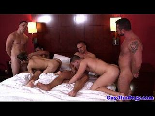 Hardcore Orgy With Jimmy Johnson