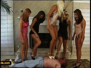 Gang Girls Trample