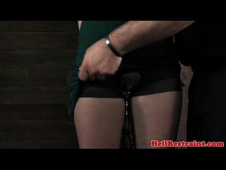 Bonded Sub Skank Dominated By Maledom