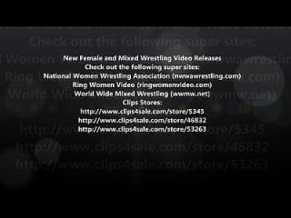 New Female Wrestling And Mixed Wrestling Video Releases - Volume 8
