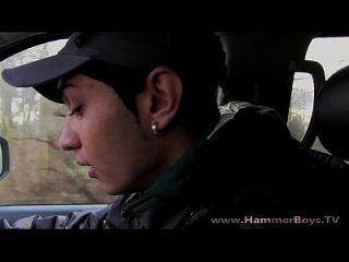 Ron Janos - Big Cum From Hammerboys Tv