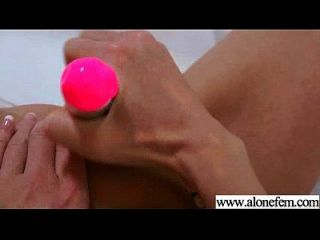 Nasty Hot Girl Insert Sex Toys In Holes To Masturbate Video-03