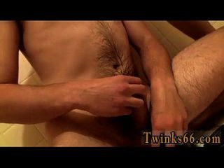 Naked Guys Hairy Curious Hunk Welsey Likes To Jack Himself Off