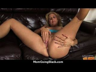 Mature Milf Takes On Big Black Cock 28