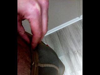 Men In Pantyhose From His Wife And Bikini Slip