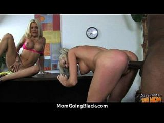 Hot Milf Takes On 12 Inch Huge Monster Black Cock 11