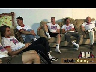 Her First Interracial Swinger Group 24