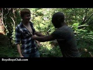 Blacks On Boys - Interracial Hardcore Gay Action 24