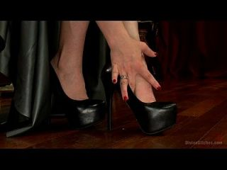 Aiden Starr Foot Worship Pov 2