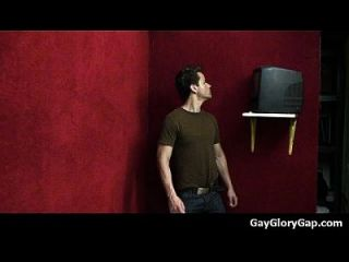 Gay Gloryholes And Gay Handjobs - Nasty Wet Gay Hardcore Sex 10