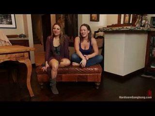 Hardcoregangbang Trailer 19 - Vicky Vixen & Andrea Acosta (feb 27, 2013)