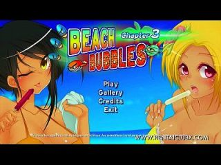 Nude  Stabb3d By Girl Visual Reviews  Beach Bubbles Ellen Sexy Anime Gameplay 1 Xbox 360 Games Anime