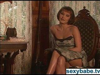 Wet Pornstar Masturbation