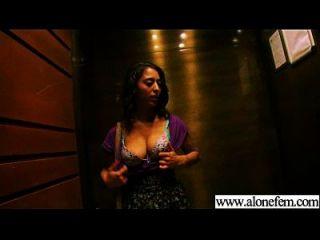 Sexy Hot Girl Filmed Using Toys To Masturbate Movie-24