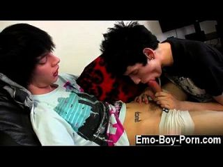 Gay Video Inked Emo Lewis Romeo Is The Superior Boy Right From The