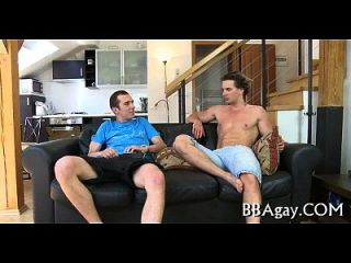 Naughty Homo Sex With Hot Hunks