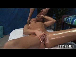 Enchanting Playgirl Loves Massage
