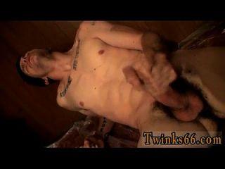 Gay Twinks Gorgeous Bad Boy Lex Gets Wet