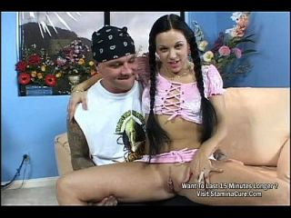 Judy Star Blow Smoke In Bigcock