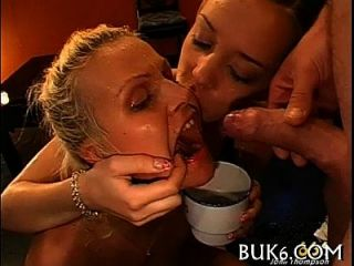 Honey Gets A Lusty Pissing Shower