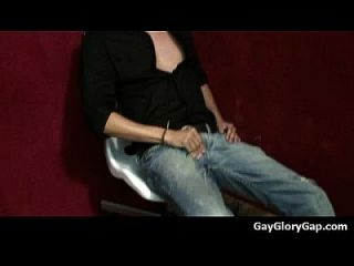 Gloryhole - Nasty Gay Dudes Give And Take Wet Handjobs 04