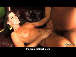 Mature Milf Takes On Big Black Cock 9