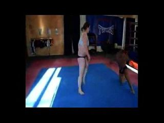 Mixed Wrestling Super Hot Girls Vs Weak Boys Part 12